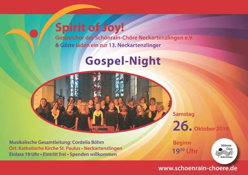 Gospel-Night 2019